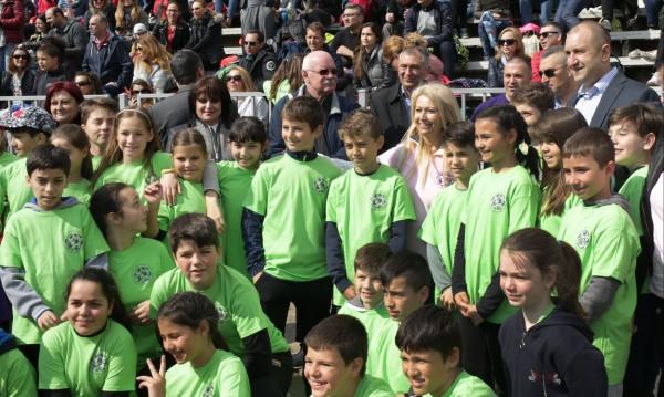 Радев: Спортът e важен фактор срещу агресията в училище