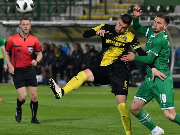 Снимка: Лудогорец дръпна с пет точки на върха на Първа лига