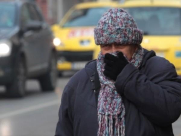 По време на отоплителния сезон въздухът в градовете и селата