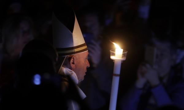 Папа Франциск призова: Не погребвайте надеждата!