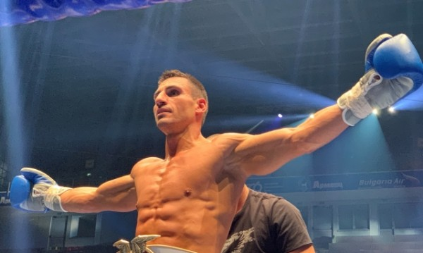 Атанас Божилов взе световната титла на WAKO