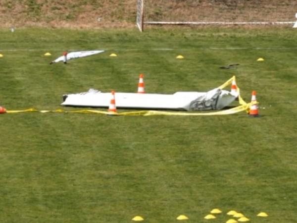 Разследването на самолетната катастрофа край пловдивското село Оризари продължава и
