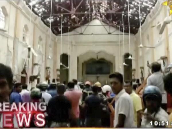 Снимка: Кървав Великден в Шри Ланка: Загиналите са над 160!