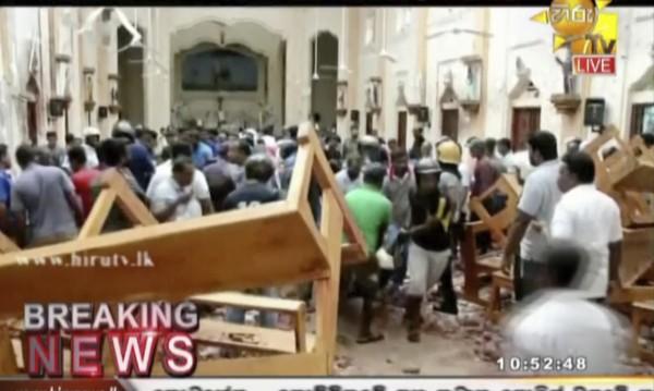 Седма и осма експлозия в Шри Ланка!
