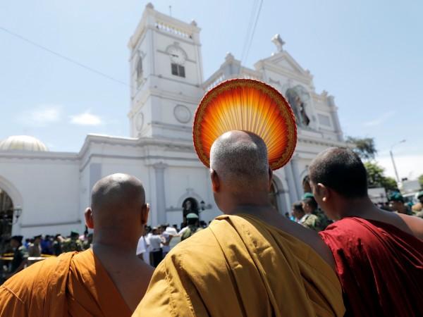 Снимка: Атаките в Шри Ланка са терористичен акт