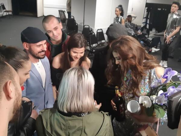 """Отборът на Михаела Филева от """"Гласът на България"""" изненада поп"""