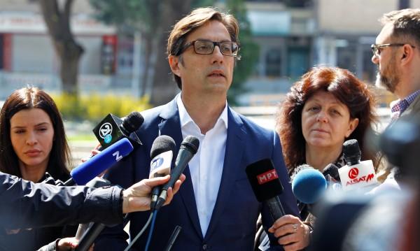 Първи изборни резултати в Северна Македония