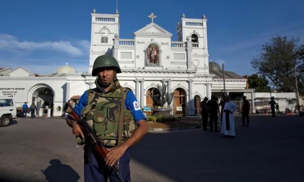 13 арестувани за кървавите атентати в Шри Ланка