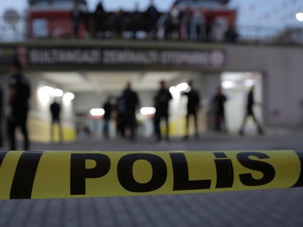 Снимка: Стреляха по жилищен комплекс на НАТО в Измир