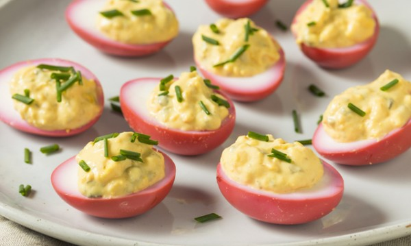 Рецептата Dnes: Фаршировани яйца за Великден