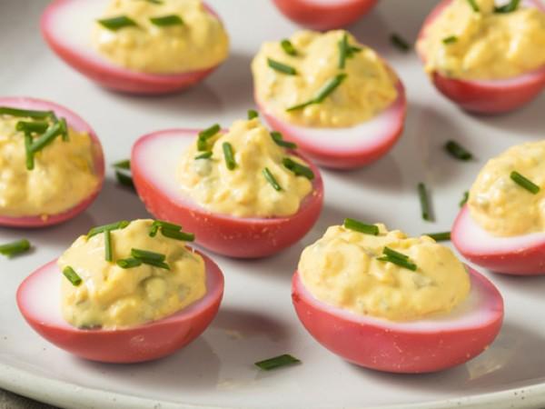 Снимка: Рецептата Dnes: Фаршировани яйца за Великден