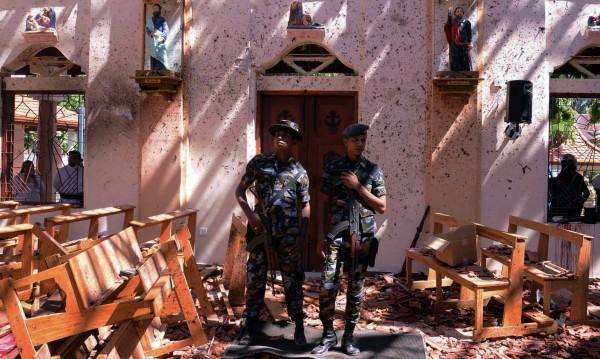 Властите в Шри Ланка знаели за атаките 14 дни по-рано