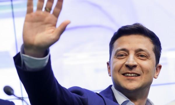 Трите предизвикателства пред новия президент на Украйна - комика Зеленски