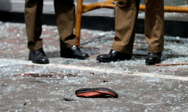 Нов взрив край църква в столицата на Шри Ланка