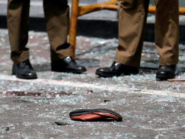 Снимка: Нов взрив край църква в столицата на Шри Ланка