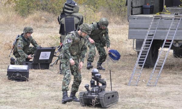Военните за полигона в Црънча – Предизборно говорене!