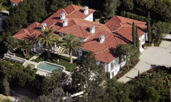 Човек с българско име си купи имение за $35 млн. в Бевърли хилс
