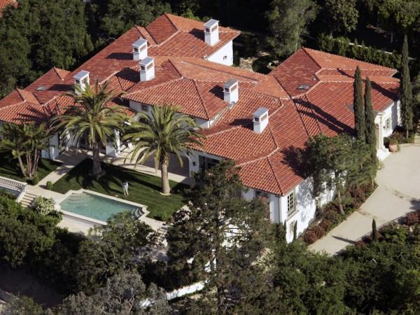 Снимка: Човек с българско име си купи имение за 35 млн.долара в Бевърли хилс