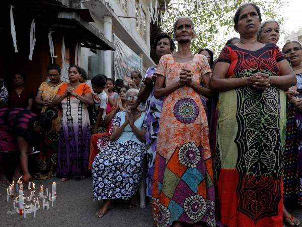 Снимка: Расте броят на жертвите от атентатите в Шри Ланка