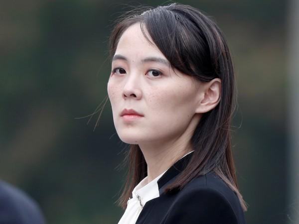 Сестрата на севернокорейския лидер Ким Чен Ун - Ким Йо