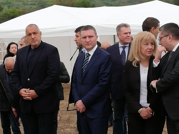"""Снимка: На 6 участъка, 134 км: """"Хемус"""" до Велико Търново през 2023 година"""