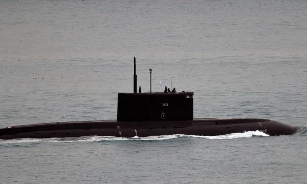 Русия пусна на вода подводница, която може да предизвика цунами