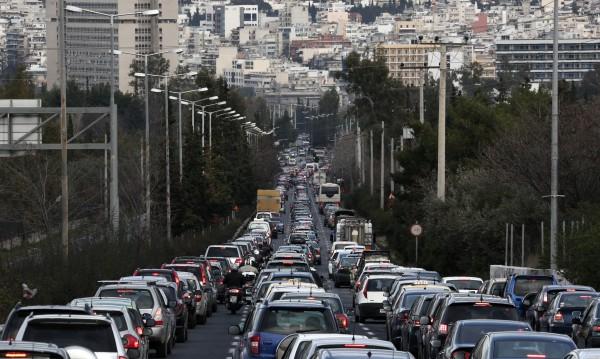 В Гърция засилват контрола на трафика за празниците