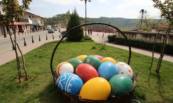 Топло време за празничните дни по Великден