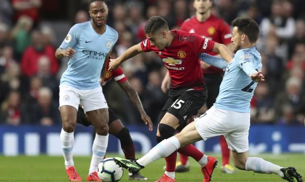 Ман Сити докосва титлата след победа над Юнайтед