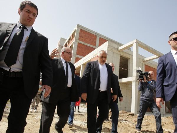 Премиерът Бойко Борисов заяви, че във вторник Министерският съвет ще