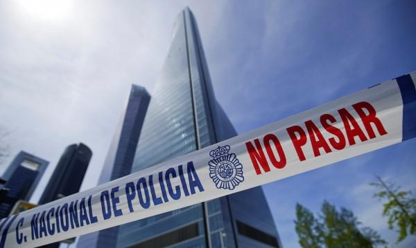 Българин задържан в Испания за фалшива бомбена заплаха