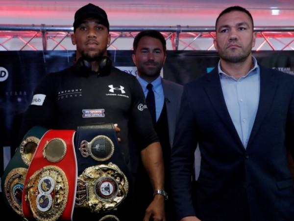 Тотнъм е направил официална оферта на световния шампион по бокс