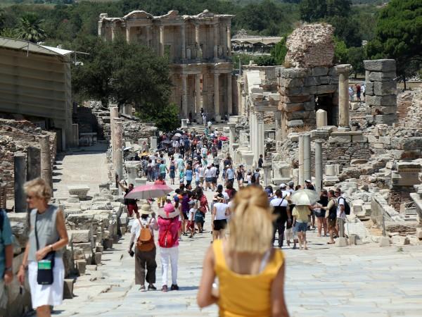 Над 46 милиона чуждестранни туристи са посетили Турция през миналата