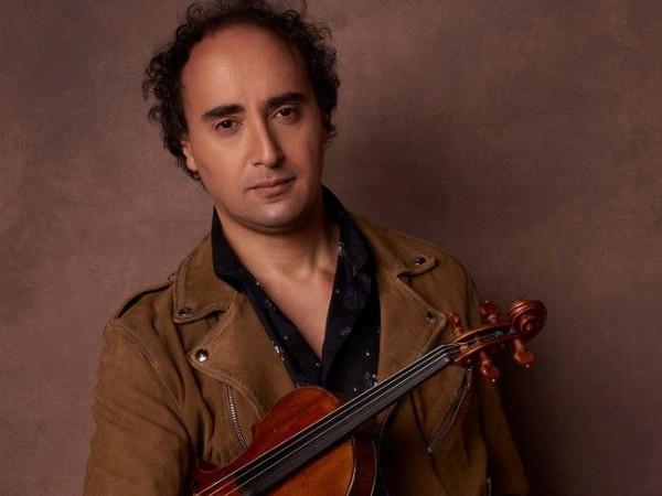 Известният цигулар Марио Хосен се завръща на българската сцена с
