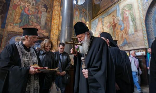 Патриарх Неофит: Да се вдъхновим от величието на Спасителя!