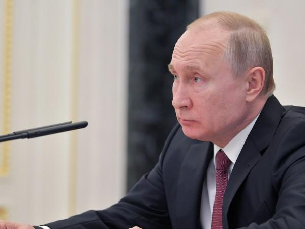 Руският президент Владимир Путин изрази очакване, че ще успее да
