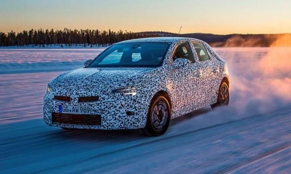Opel повдигна завесата на новата Corsa