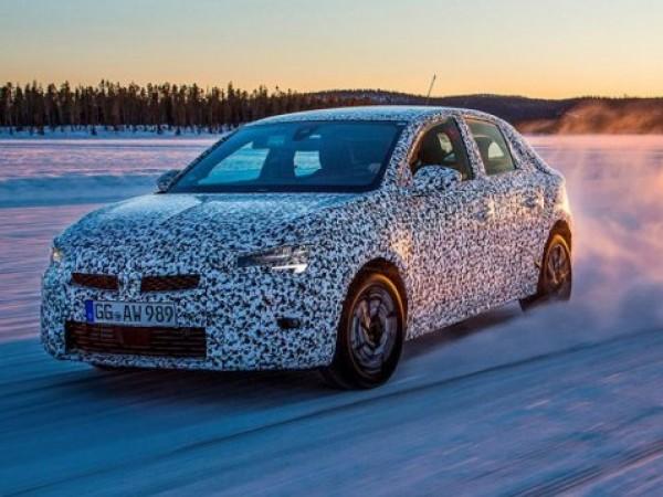 Компанията Opel показа първи официални снимки на тестови прототипи на