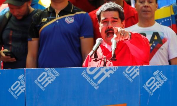 Две жертви на протеста срещу Мадуро в Каракас