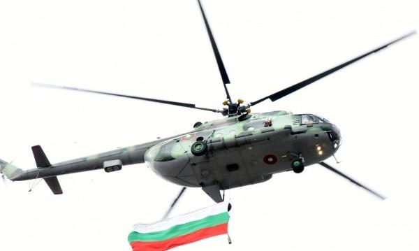 Самолети и вертолети на ВВС ще летят над София