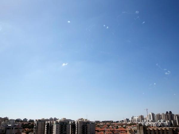 90 ракети са били изстреляни от Ивицата Газа по Израел,