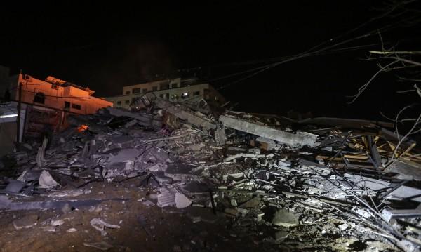 Напрежение в Ивицата Газа: 400 ракети изстреляни през нощта