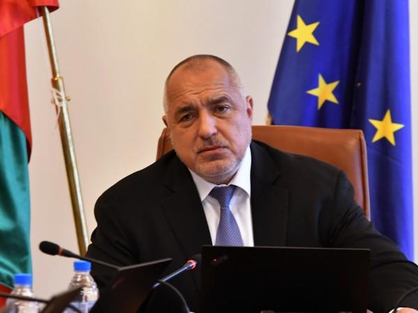 Съболезнователна телеграма изпрати премиерът Бойко Борисов до министър-председателя на Руската