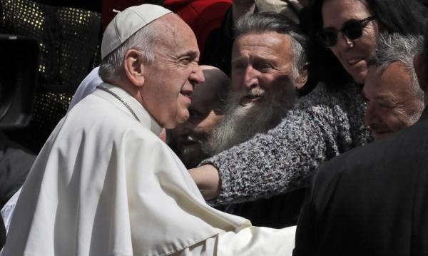 Папата за Северна Македония: Тя е мост между Изтока и Запада