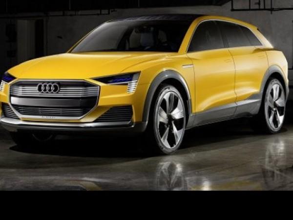 Близо три години след като Audi разкри прототип с водородни