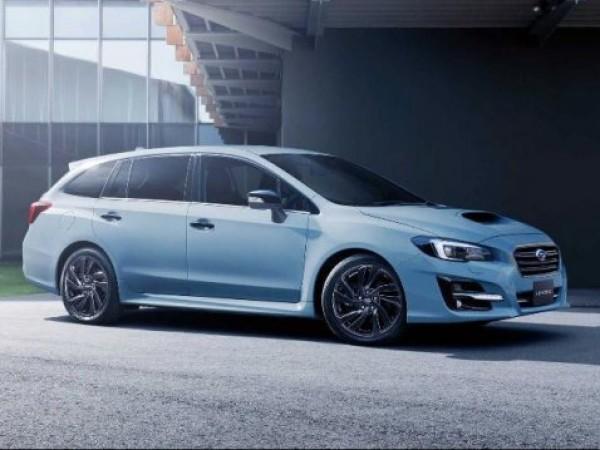 Компанията Subaru представи специална модификация на комбито си Levorg. Тя