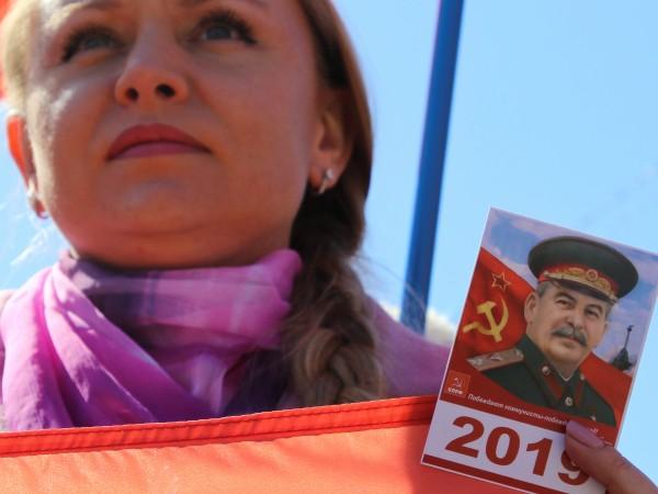 Под ръководството на Владимир Путин честването на Деня на победата