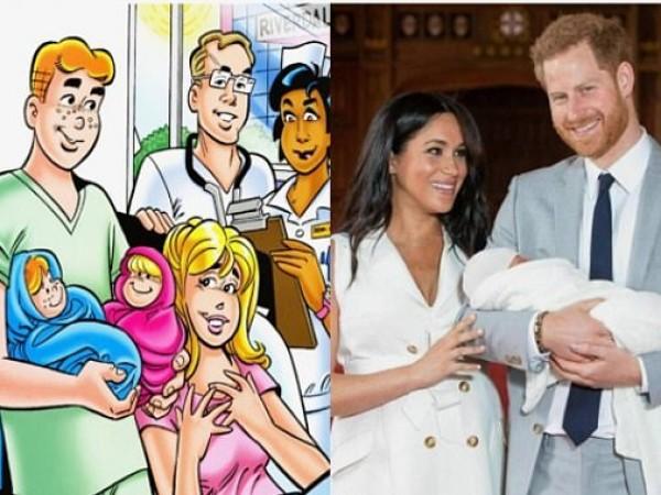 Вълна от шеги за името на кралското бебе се появиха