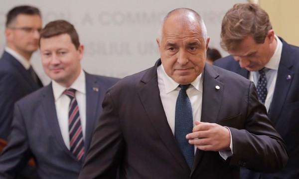 Борисов: Колкото Плевнелиев беше еднакво отдалечен, толкова и Радев!