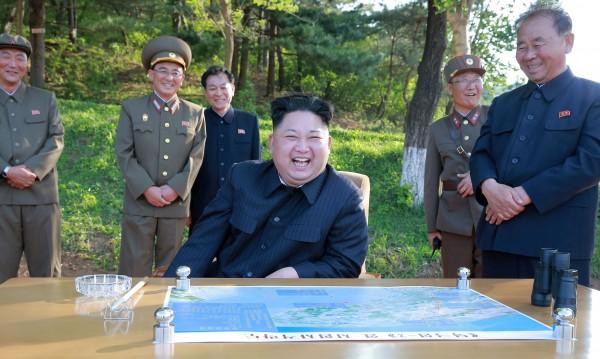 КНДР провела учение за нанасяне на удар на голямо разстояние